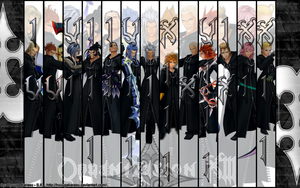 Organization XIII by HyuugaKarasu