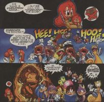 Knuckles' Brother's name XD by RocketSonic