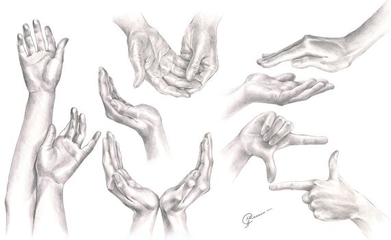 hands, many hands) by Knovis