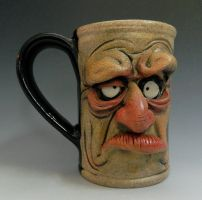 Grumpy Morning Mug- For Sale on Etsy by thebigduluth