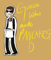 YOUTUBE STUFF AND THINGS: Bodil made pancakes!! by zeldaadicXD