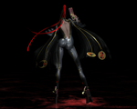 Bayonetta - DAT ASS by Sterrennacht