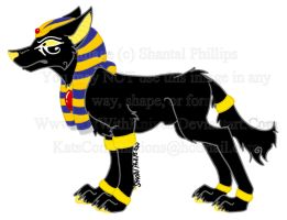 Anubis by KatWithKnives