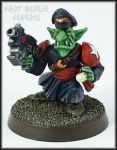 Grot Rebelz General by Proiteus