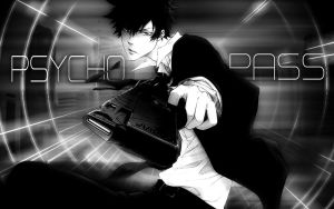 Psycho Pass by CaptainLaser