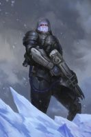 Mr. Freeze by SidharthChaturvedi