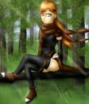 Art Trade: Lussie by clee3rd