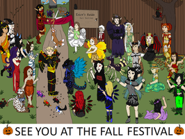 Fall festival by evix77