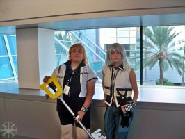 Realms Con 2010 Roxas and Riku by RikuHikari-Neo