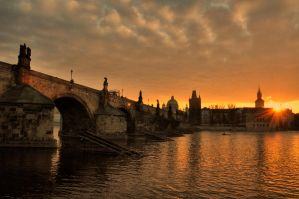 Morning in Prague by tomsumartin