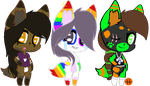 Adopts //OPEN// 2/3 by SNlCKERS