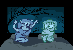 Ghost Stowies by Pigbuster
