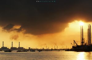 Color of ACloudy Afternoon 24 by dearchivism