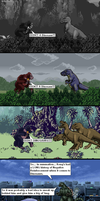 Sprite Comic: Negative Reinforcement by SXGodzilla