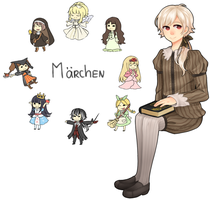 Marchen by ZeroLifePoints