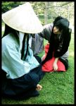 DGM Hakama Version - Meditation by Sirah-Ming
