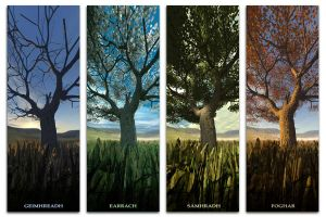Four Seasons by Nemesis--