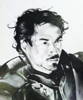 Robert Downey, Jr. by SarahEleanor