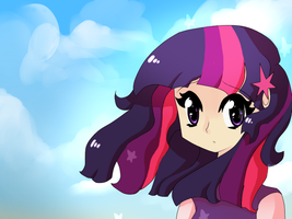 Twilight Sparkle human version by the-nerd-patrol