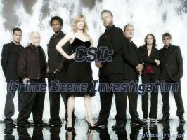 CSI Team by righteouslywicked