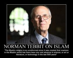 Norman Tebbit on Islam by fiskefyren