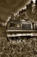 HDR Oldsmobile WS-WChild-Sepia by Nebey