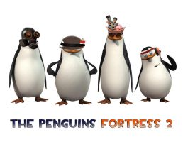 The Penguins Fortress 2 by ArchGet
