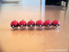 Pokeballs by Spirit-Phoenix