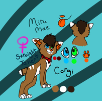 Miru Reference 2013 by ComplexCorgi