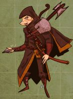 Assassin's Creed Doodle by tarunbanned