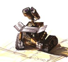 WALL-E by A-BB