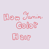 How I color hair by Yamicchi