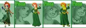 Patch Redux: Fiona by Street-Angel