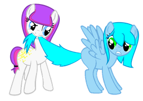 Hold It Right there Crystal! by CrystaHedgefox444