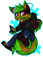 Comm: Lil Kai by NegaNeon