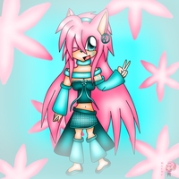 Gift for sakuraxss005 by Kathy-the-echidna