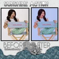Sunshine action by Letsgomiley