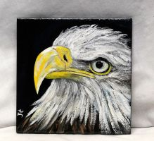 Eagle by ThisArtToBeYours
