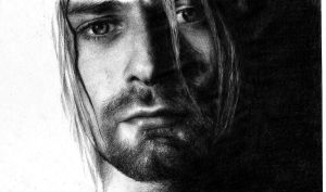 kurt cobain IV by liliana08