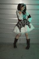Rocker Maid Cosplay by Nao-Dignity