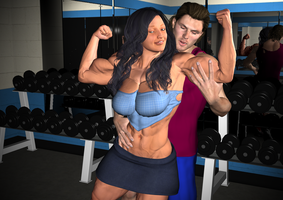 Gym sequence 5 by ironb667