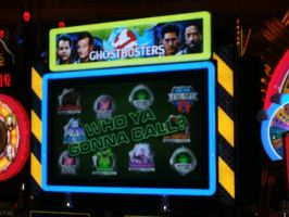 Ghostbusters Slot Machine by L1701E