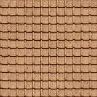 Seamless Roof Tiles by hhh316