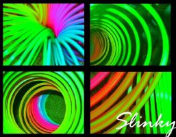 slinky by taste-da-color-green