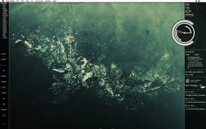 Rainmeter - OSX by mrtomcraig