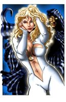 Cloak and Dagger by Iconograph