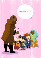 Trick or Treat by sanaez