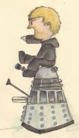 The Master and the Dalek by whosname