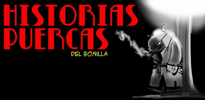 New Banner for Historias Puercas by Bonillarama