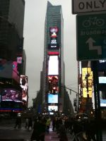Times Sq. XXIII by CaptRhodes